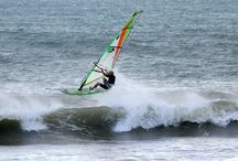 My Windsurf, SUP and Surf Session