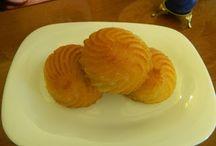 Hamurlu tatlılar