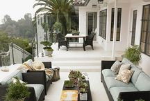 Outdoor Living / by Wendy Bayley Keruzore