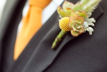 Boutonnieres / by Emily Edwards at Your Heart's Desire