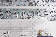 Walls / Wall coverings and treatments for interiors