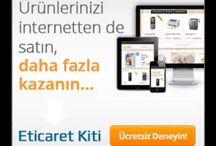 Ürünler Ekli E Ticaret Sitesi Kurulumu vİdeo