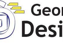 George Design / A George Design é uma empresa voltada para a criação e correção visual de uma empresa ou negócio com serviços gráficos e WEB.