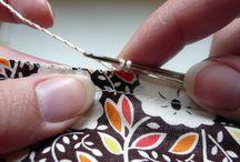 Knitting, Crochet, and Needlework