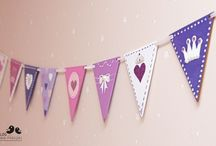 DIY GARLANDS / GARLAND / DECORATIONS