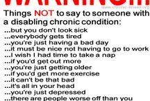 Fibromyalgia, Yes I Have It.