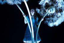 Alice in Wonderland theater