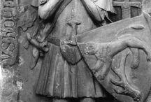 Medieval effigy