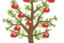 사과나무 이미지