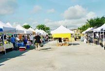 Farmers Markets Houston Metro Area