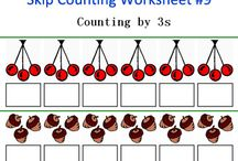 Teaching - Math - Skip Counting