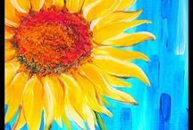 Painting Ideas / by Creatively Uncorked