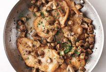 Food - Dinner ideas