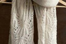 палантина и шарфы