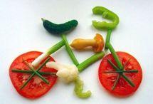 Ovocné a zeleninové kreácie / Ispiracie