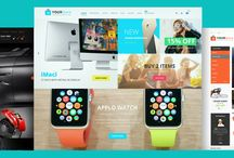 E-Commerce Theme Collection