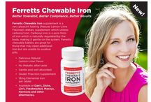 Buy Over The Counter Iron Supplements At Pharmics, Inc. / Ferretts Iron Supplements provide iron with a unique delivery mechanism for better tolerability and absorption.  Give it an try and feel the difference.