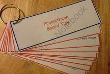 Promethean board