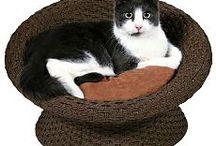 Ležadlá pre mačky