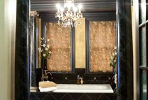 Michelle's Interiors Bathroom / Bathroom / by Michelle Rohrer-Lauer
