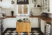 Kitchen / by Debbie Green {Green Nest Decor}