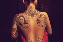 Tattoos / by Sallie Johnson
