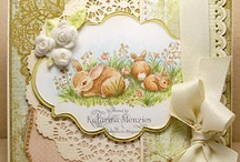 Easter and Spring Cards / by Cheryl Ciocca