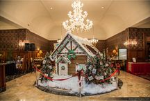 Gingerbread House 2014 / Gingerbread House 2014 - Vintage Toy Theme