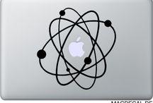 Macbook Sticker / Macbook Sticker von MacDecal.de