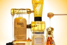 Honey Beauty Photography