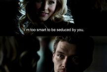 Fifty Shades Of The Vampire Diaries / The Vampire diaries  -Quotes  -photography  -Action
