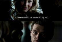The Vampire Diaries a The Originals