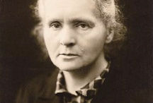 Maria Skłodowska-Curie / This board is entirely dedicated to the best (in my opinion) human of all times: Maria Skłodowska-Curie