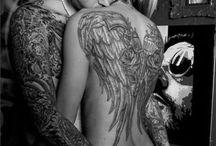Tattoos ❤️️ / by Tricialynn Hrankowski