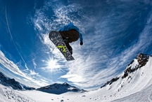 Snowboarding / by Kyleigh Maday