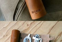 leather gadgets