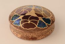Carolyn Barlock / Featuring works of porcelain, gold and gems