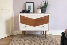 Furniture makeover inspo