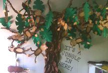 Zoo/Jungle theme ideas