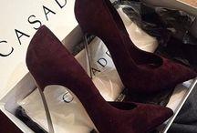 Boty na klínu
