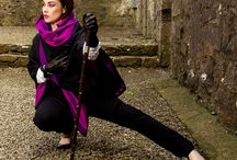 Ballyboy Design / BallyBoy Design is based in the Midlands of Ireland. We are fashion designers who make wonderfully elegant Irish tweed capes lined with vibrant silks. Our capes are accessorised with distinctive Irish siver jewellery, hats and gloves made by the finest of Irish crafts men and women.
