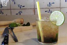 Recetas de bebidas y cócteles / Recetas de cocina paso a paso para preparar diversas bebidas y cócteles con y sin alcohol | Cocktail, drink and beverage recipes