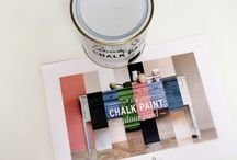 Annie Sloan Painted Furniture / where I keep all Annie Sloan projects I've done and furniture I'd like to paint