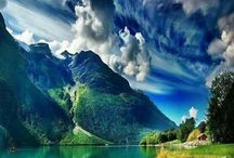Norway?  YES Please! / by Cinnamon Swires