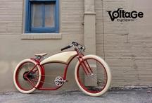 BICYCLES / by Dyana Beek