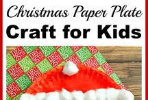 Kid Christmas Crafts