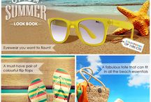 Summer Look / Get the right look during the summer for different situations.
