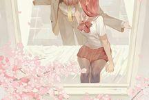 Couple Anime <3