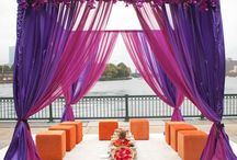 South Asian Style / Colorful creations for my South Asian or Hindu clients.  / by Simply Elegant Event & Wedding Design