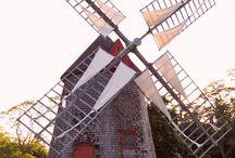 Windmills / Wind energy transferance